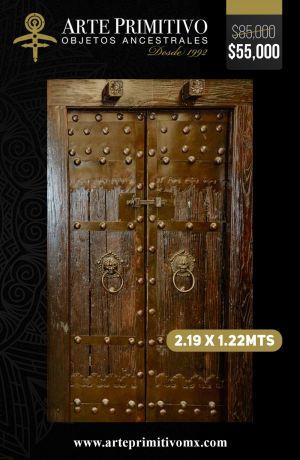 Diseño Arte Primitivo - Puertas 01-min