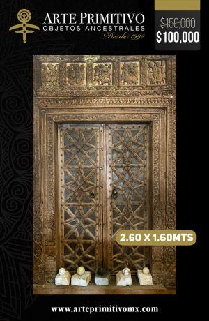 Diseño Arte Primitivo - Puertas 05-min