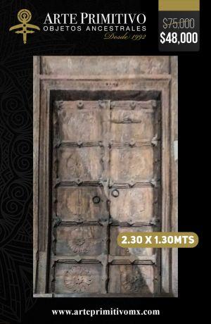 Diseño Arte Primitivo - Puertas 07-min