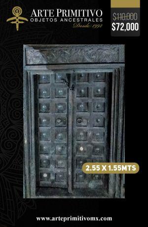 Diseño Arte Primitivo - Puertas 08-min