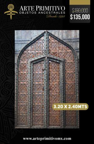 Diseño Arte Primitivo - Puertas 09-min
