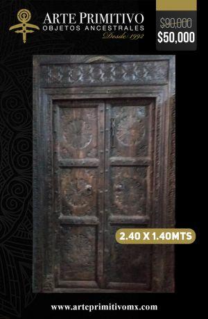 Diseño Arte Primitivo - Puertas 12-min