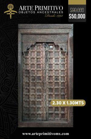 Diseño Arte Primitivo - Puertas 13-min