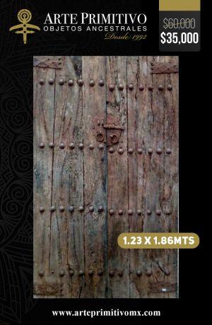 Diseño Arte Primitivo - Puertas 16-min