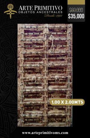 Diseño Arte Primitivo - Puertas 18-min
