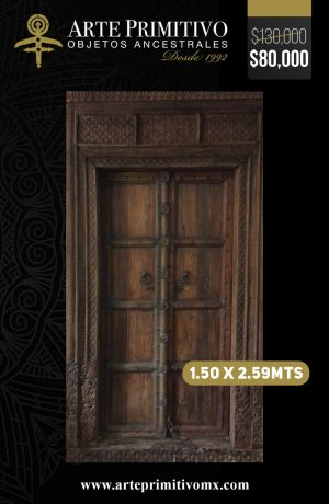 Diseño Arte Primitivo - Puertas 21-min