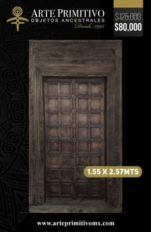 Diseño Arte Primitivo - Puertas 22-min