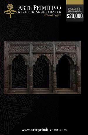 Diseño Arte Primitivo - Puertas 23-min